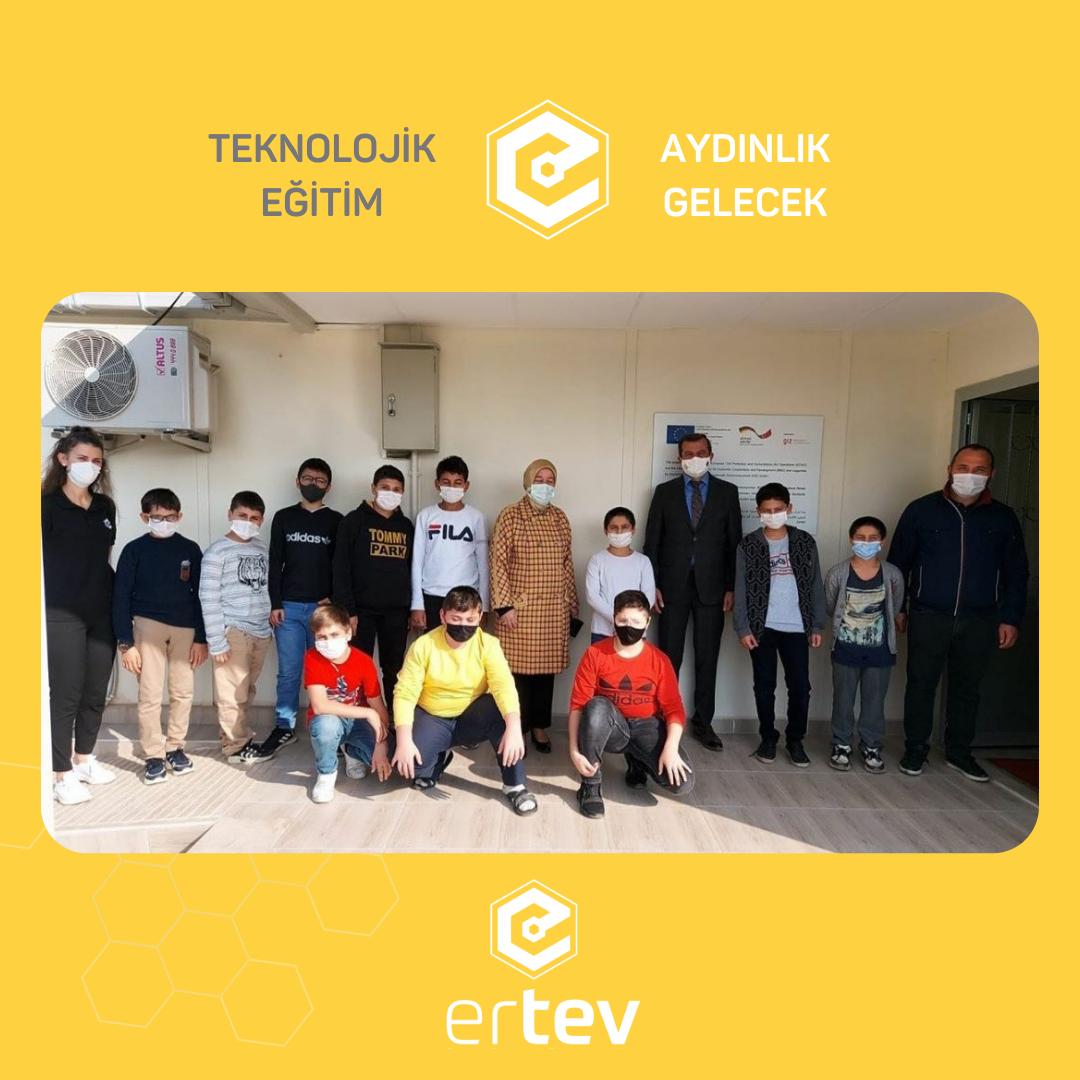 AK Parti Bursa Milletvekili Av. Emine Yavuz ÖZGEÇ Ziyareti